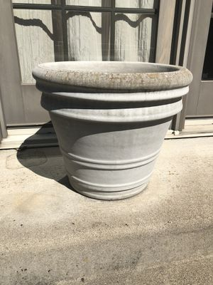 Cement Pot for Sale in Portland, OR