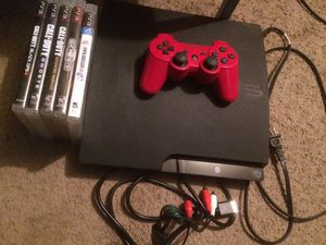 PS3 w/ Games! for Sale in Laveen Village, AZ