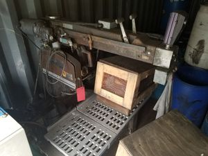 Large Delta Radial Arm Saw for Sale in Lowell, MA