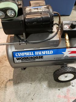 11 Gal Air Compressor, 2.5hp, 125psi for Sale in Vancouver,  WA