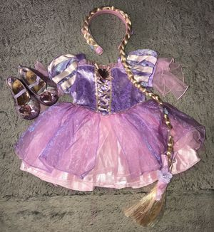 Disney Store Rapunzel Costume (6-12M) for Sale in Carson, CA