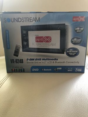 Radio brand new double din radio for Sale in Marietta, GA