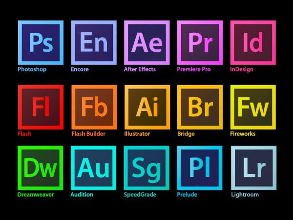 Adobe creative suite CS6 Mac edition only