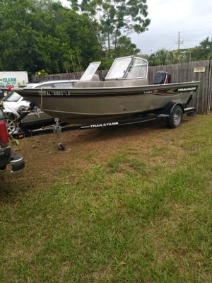 2005 Tracker Targa 17' for Sale in St. Petersburg, FL