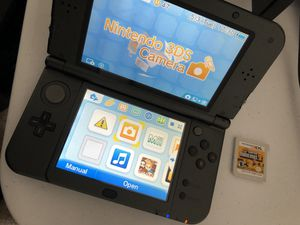 'New' Nintendo 3DS XL with Super Mario Bro's 2 for Sale in Laurel, MD