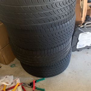P215 50R17 90T (3Tires) for Sale in Lawrenceville, GA