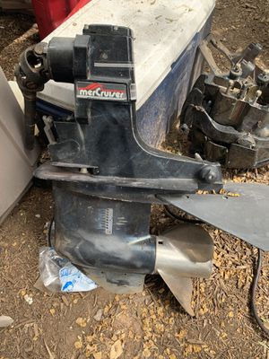 Mercruiser alpha 1 gen 1, and transom assembly for Sale in El Cajon, CA