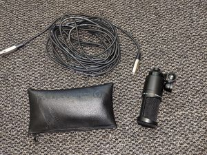 Audio Technica AT2020 Mic for Sale in Phoenix, AZ