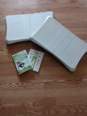 Wii boards and games for Sale in Denver, CO