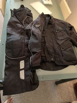 FLY Adventure Touring Motorcycle 2 piece suit, Large for Sale in San Diego, CA