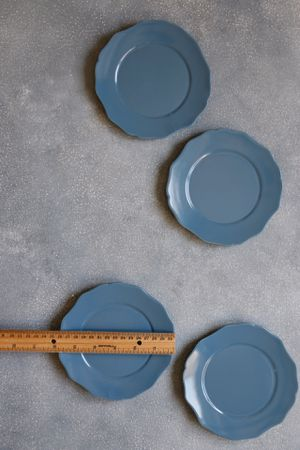 4 appetizer plates for Sale in Ashburn, VA