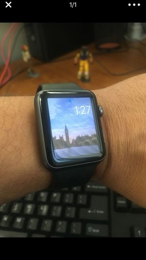 Apple Watch for sale the 2016 series basically brand new for Sale in Spring Valley, CA