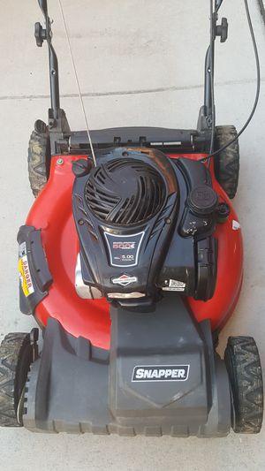 Snapper Self propelled Lawnmower for Sale in San Antonio, TX