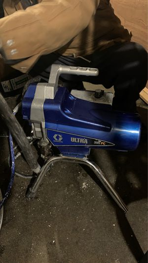 Graco Ultra 395 PC Paint Sprayer for Sale in Tacoma, WA