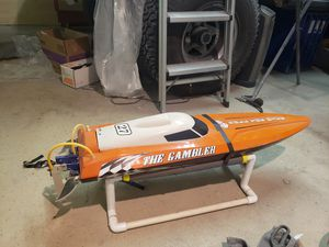Electric RC boat ready to run for Sale in Lakeside, CA