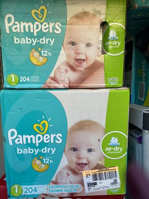 Pampers size 1 for Sale in Torrance, CA