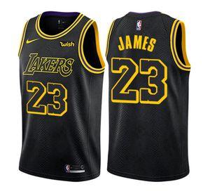 914d2ec4049f Lebron James Laker Jersey Brand New Size Men s Small Medium Large XL ...