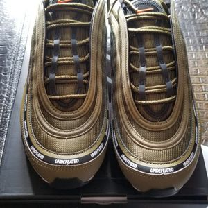 2020 Nike Air Max 97 UNDFTD Sz.11.5 Black Militia Green Jordan retro Black Sport Royal 1 3 4 5 11 8 13 12 White Grey Jubilee Gold Shattered Volt for Sale in Snellville, GA