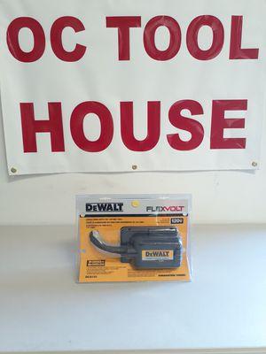 Dewalt flexvolt corded power supply for 120v max* tools (PRICE IS FIRM) for Sale in Santa Fe Springs, CA