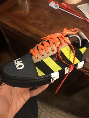 Customized off white vans size 10 for Sale in Philadelphia, PA