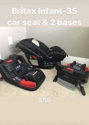 Britax Infant - 35 Car Seat for Sale in Upland, CA