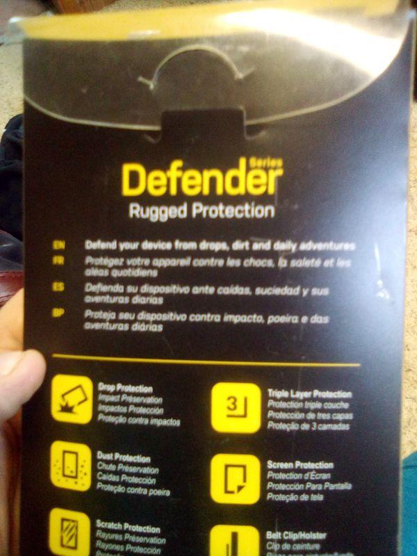 I6 otter box defender series