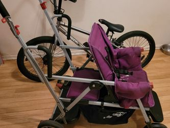 Joovy Ultra Caboose Sit or Stand Double Stoller for Sale in South Gate,  CA