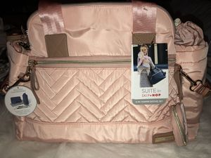 Brand New Skip Hop 6 in 1 Diaper Satchel Bag Set for Sale in New York, NY