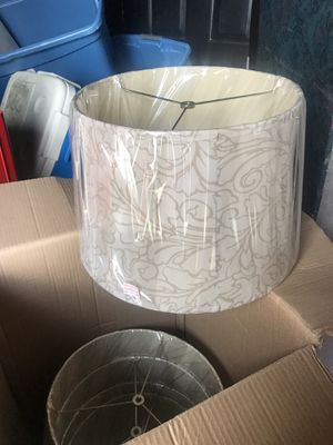 New lamp shades for Sale in Richmond, KY