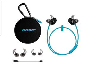 Bose sound sport bluetooth headphones for Sale in Phoenix, AZ
