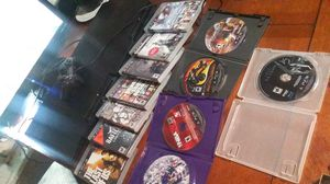 2 playstation 3's / Ps3 / game lot for Sale in East Providence, RI
