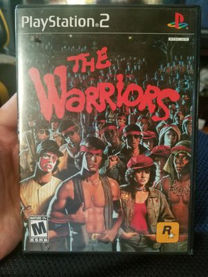 The warriors ps2 for Sale in Pasadena, CA