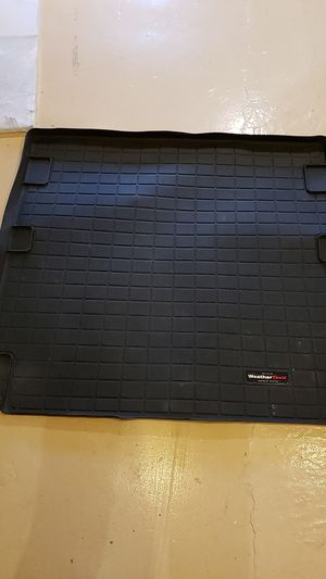 BMW x5 weathertech cargo mat for Sale in Tacoma, WA