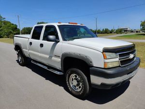 2006 Chevrolet Silverado 2500HD for Sale in Hudson, FL