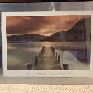 Mel Allen Ullswater Framed iKEA Print for Sale in Kirkland, WA