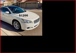 Price$1200 Nissan Maxima for Sale in Worcester, MA