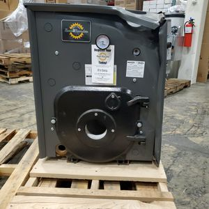 RRO-3E Oil Fired Three Section Hot Water Boiler for Sale in Haverhill, MA