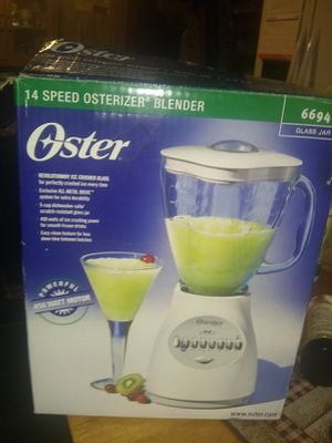 14 speed blender for Sale in Williamsport, PA
