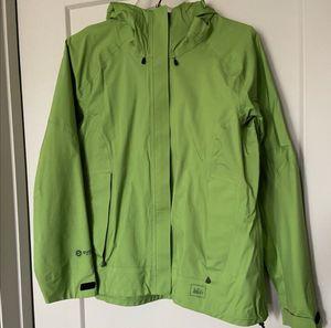 REI Kitmah eVent 3L Rain Jacket | Women's Medium (NWOT) for Sale in Elkridge, MD