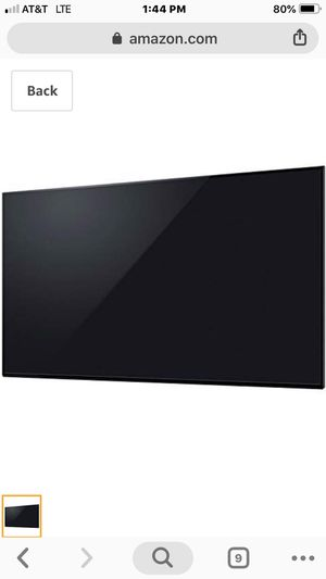 Panasonic 65 inch smart tv for Sale in Sweetwater, TX
