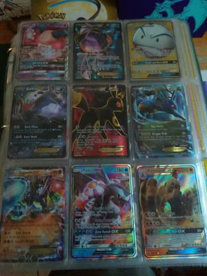 Pokemon card collection for Sale in Las Vegas, NV
