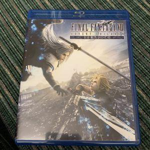 Final Fantasy VII: Advent Children (Complete) [Blu-ray] for Sale in Fairfax, VA
