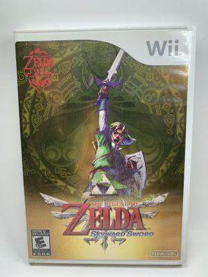 The Legend of Zelda Skyward Sword for Sale in Las Vegas, NV