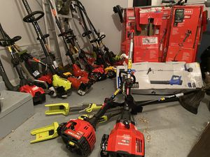 WEEDEATERS BLOWERS AND CHAINSAWS for Sale in West Columbia, SC