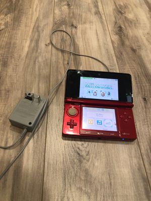 Red Nintendo 3DS for Sale in St. Louis, MO