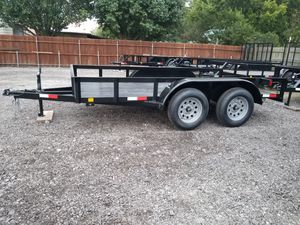 12x6 ANGLE TRAILER (TRAILA ) for Sale in Wylie, TX