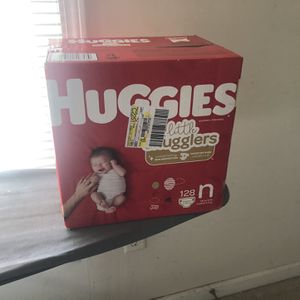 Brand New Box Of Pampers for Sale in Austell, GA