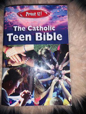 Teen catholic bible for Sale in San Luis Obispo, CA