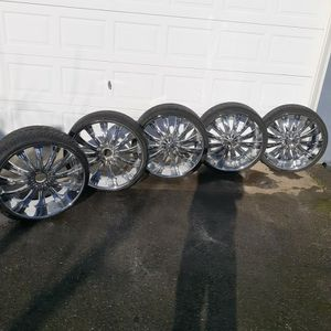 26 inch wheels for Sale in Burien, WA