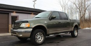 Climate control2002 Ford F150 King Ranch for Sale in San Jose, CA
